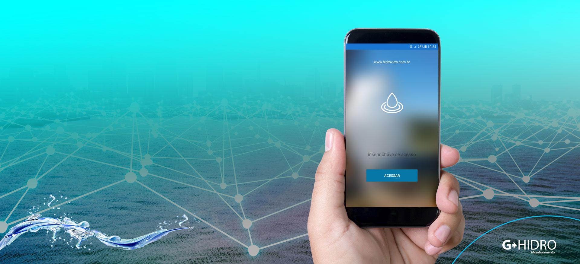 G Hidro - Monitoramento de Água e Energia