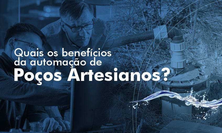 Saiba os benefícios da automação de poços artesianos