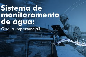 Monitoramento de água e monitoramento de recursos hídricos