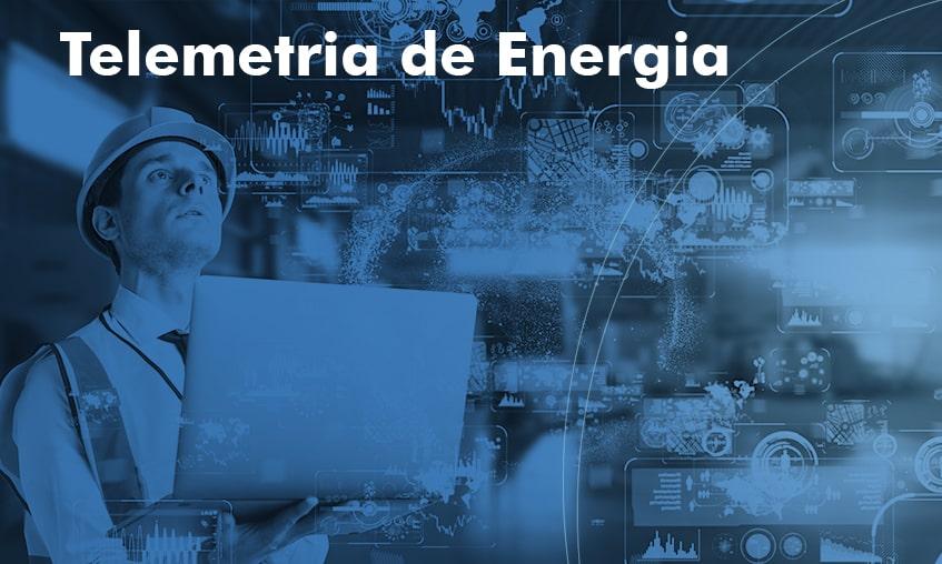 Telemetria de Energia - G Hidro Monitoramento de Água e Energia