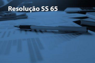 Resolução SS 65