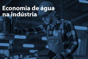 Economizar Água na Indústria