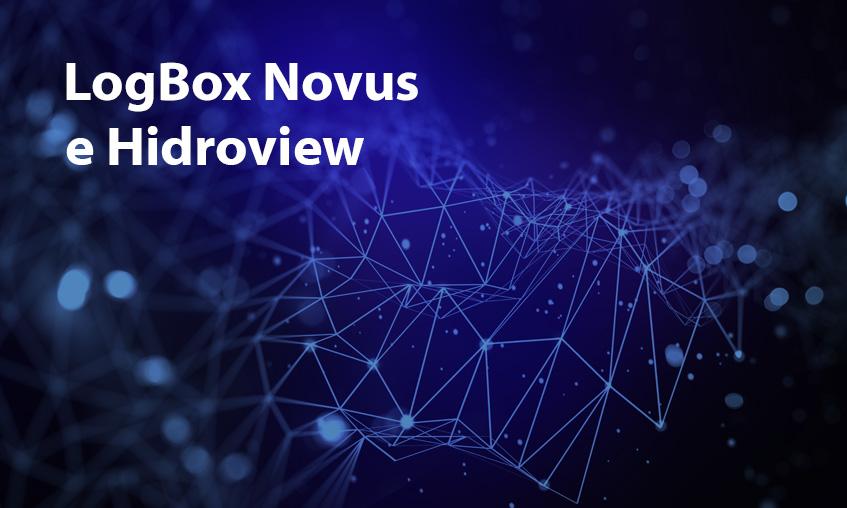 Logbox Novus e Hidroview