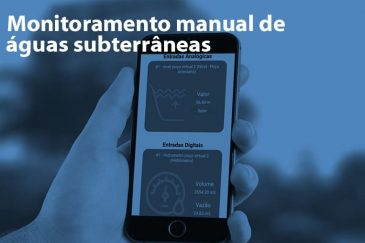 Monitoramento Manual de Águas Subterrâneas