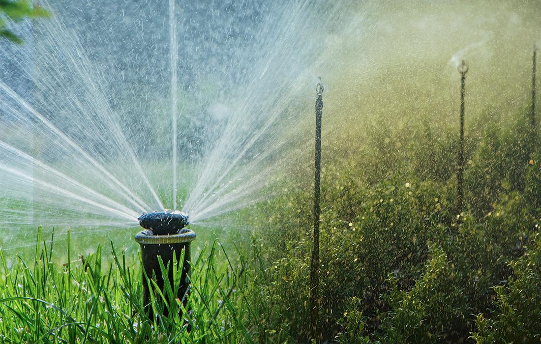 Medir consumo de água no agro