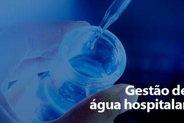 Gestão de água hospitalar
